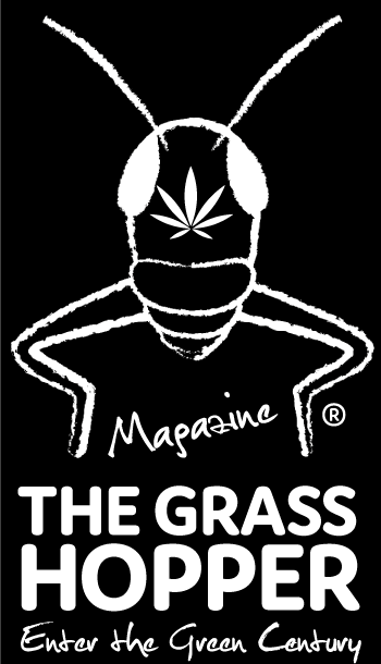 THE GRASSHOPPER Logo