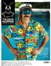 The GRASSHOPPER Magazine Issue 01 Cover