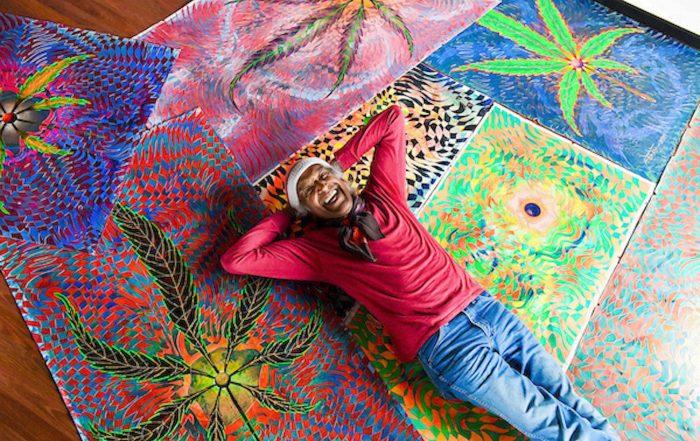 California Dreaming. Cannabis als thematisierte Therapie entwickelte sich zur künstlerischen Erfolgsgeschichte.