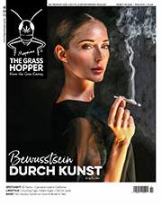 The GRASSHOPPER Magazine Issue 02/20 Cover