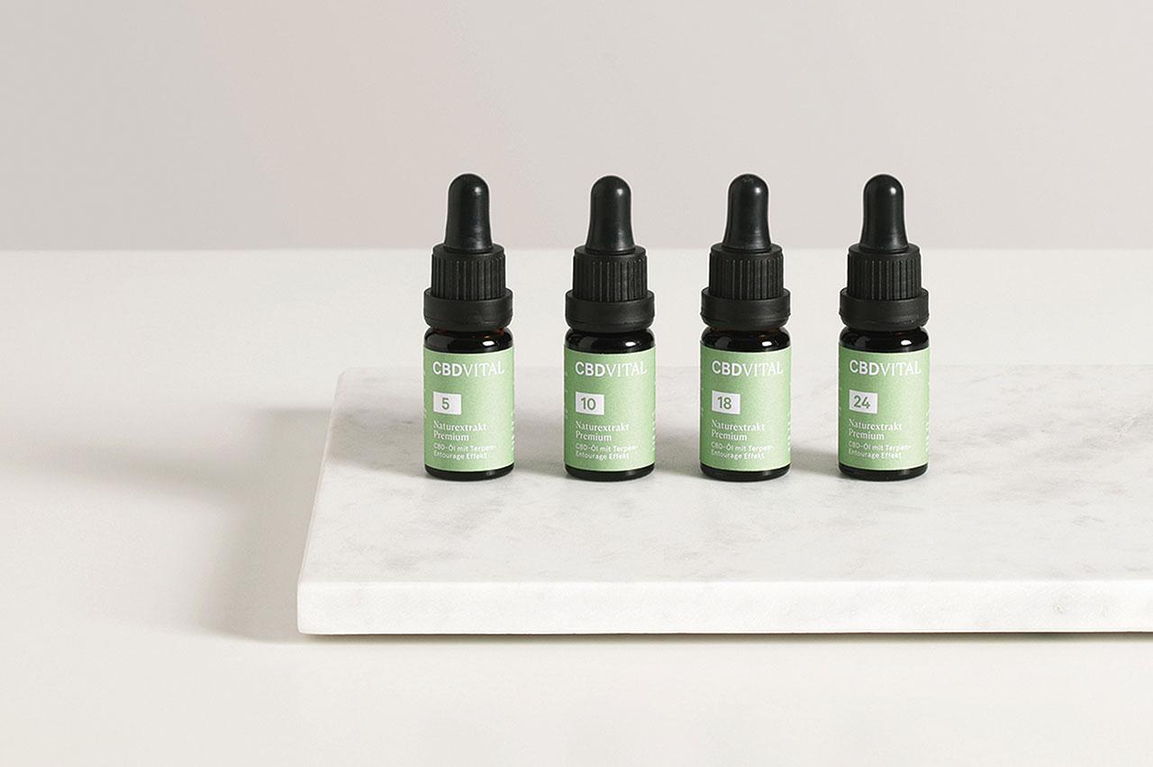 """""""Bio"""" steht bei CBD VITAL nicht nur auf den Verpackungen; die gesamte Wertschöpfungskette ist biologisch zertifiziert."""