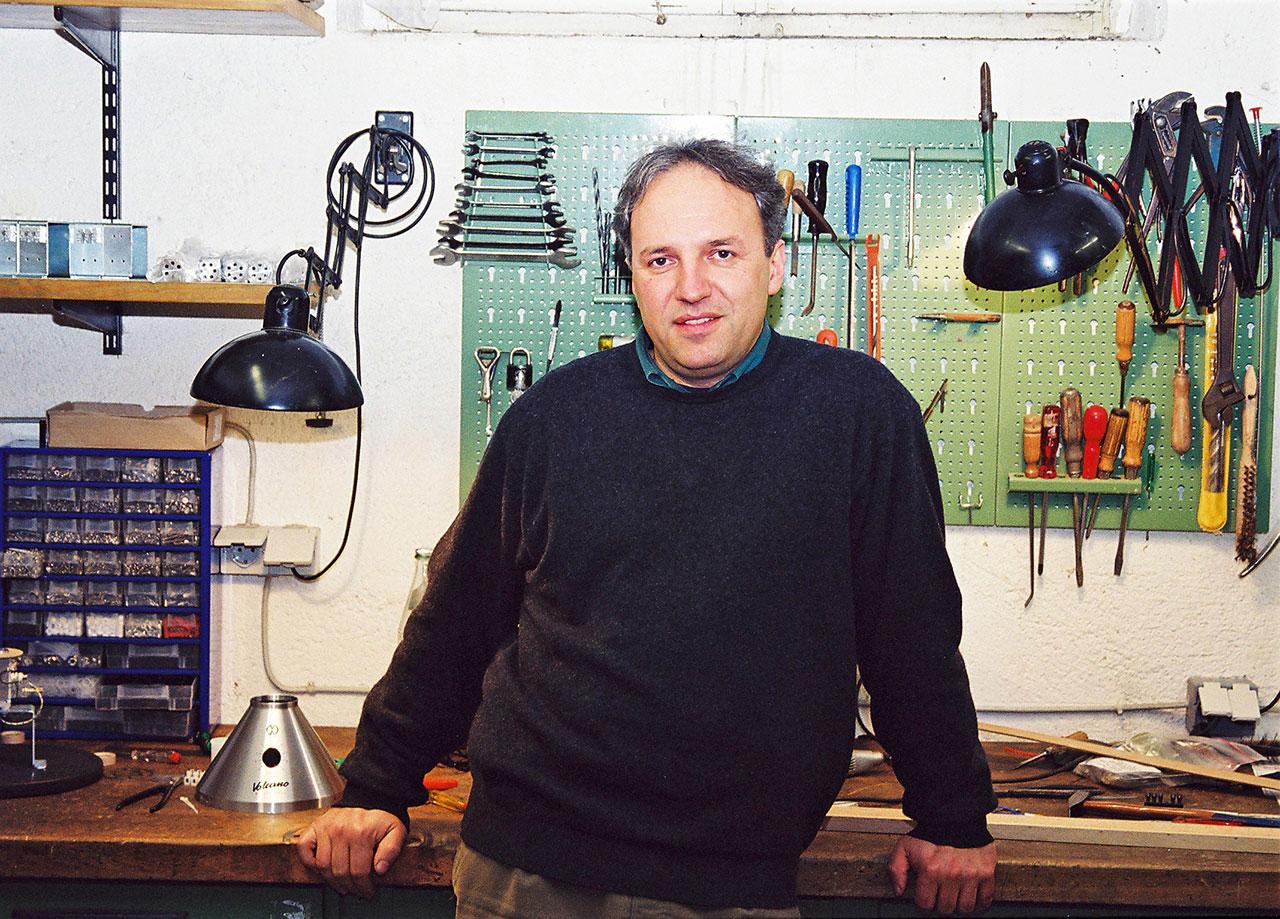Angefangen hat alles 1996 in einer kleinen Werkstatt, hier arbeitete Markus Storz an seinem Traum.